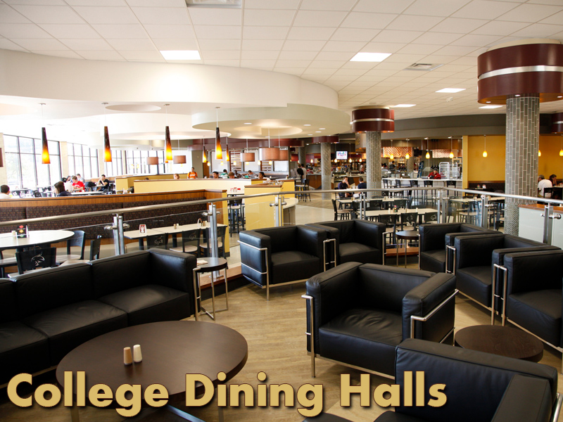 10 Best College Dining Halls
