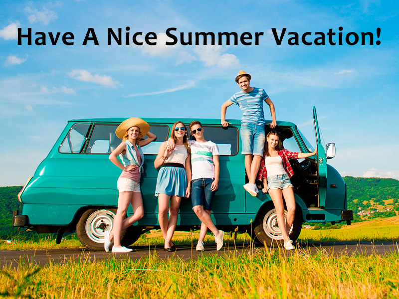 Make the Most of Your Summer Vacation as a Student