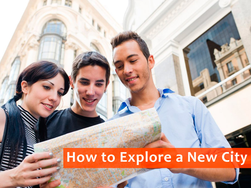 How to Explore New Places