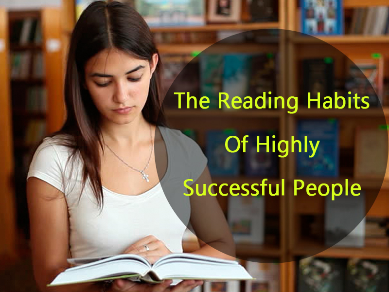 Reading Habits of Highly Successful People