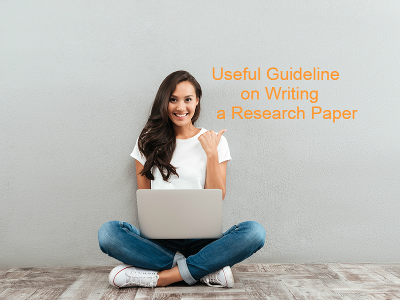 Useful Guideline on Writing a Research Paper